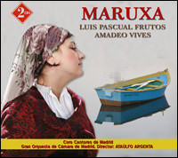 Amadeo Vives Maruxa